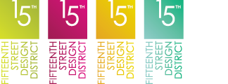 15th Street Design District Retina Logo